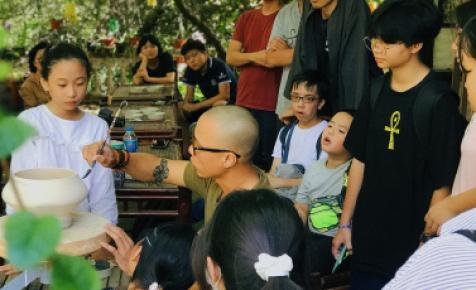 Thạc sĩ, họa sĩ Trương Tiến Trà: Không có chuyện du học nghệ thuật cấp tốc!